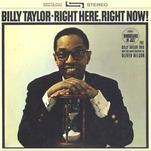 Billy Taylor I Wish I Knew How It Would Feel To Be Free cover art