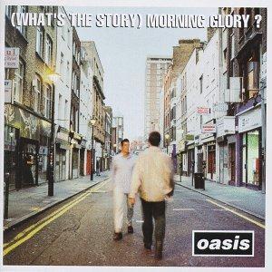 Oasis Wonderwall cover art