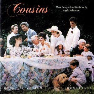 Angelo Badalamenti Cousins cover art