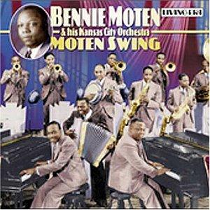 Bennie Moten Moten's Swing cover art