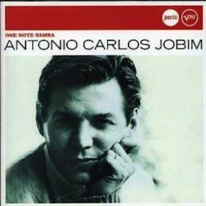 Antonio Carlos Jobim One Note Samba cover art