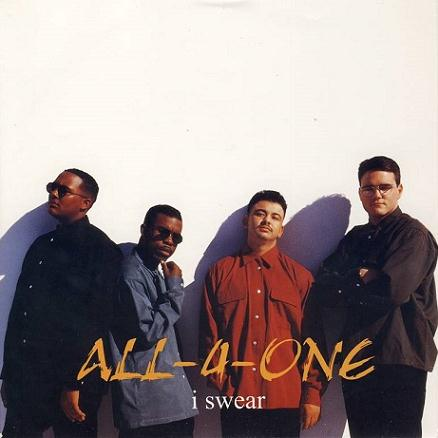 All-4-One I Swear cover art