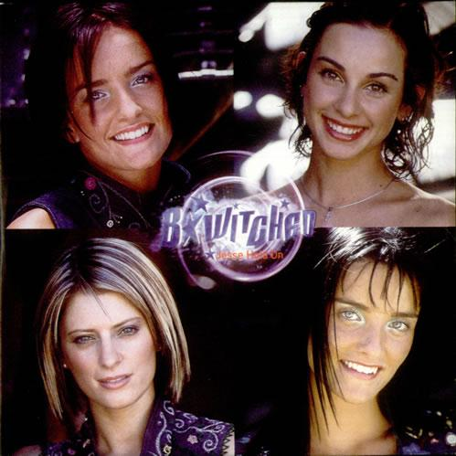 B*Witched Jesse Hold On cover art