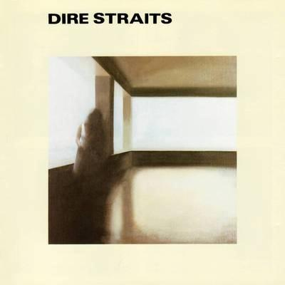 Dire Straits Setting Me Up cover art