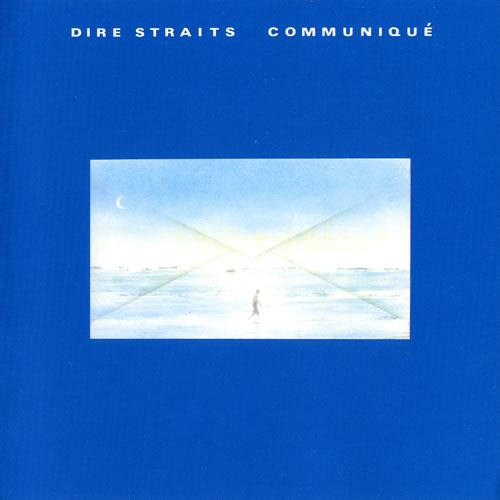 Dire Straits Follow Me Home cover art