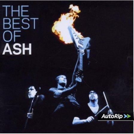Ash Oh Yeah cover art