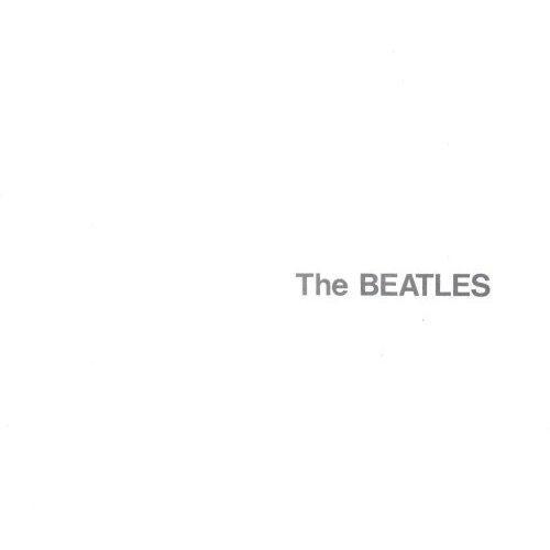 The Beatles Blackbird cover art