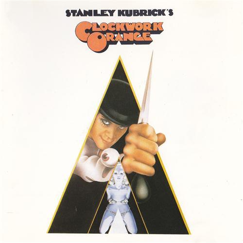 Walter Carlos A Clockwork Orange Theme (Beethoviana) cover art