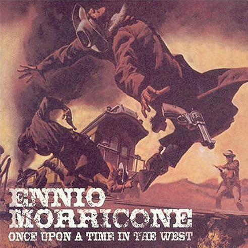 Ennio Morricone Once Upon A Time In The West (Theme) cover art