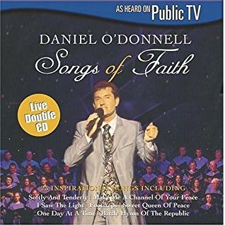 Daniel O'Donnell One Day At A Time cover art