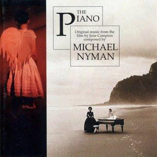 Michael Nyman The Heart Asks Pleasure First: The Promise/The Sacrifice (from The Piano) cover art
