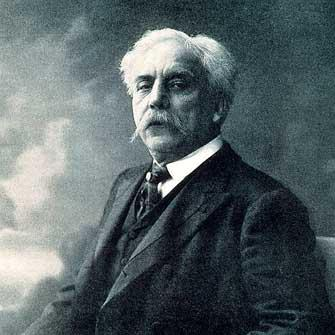 Gabriel Fauré Pavane cover art