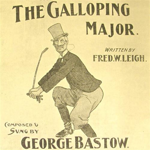 F.W. Leigh & G. Bastow The Galloping Major cover art