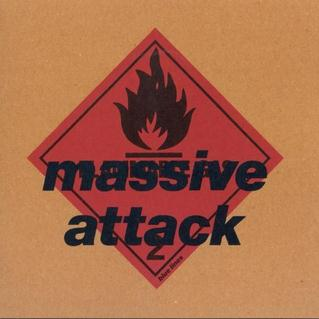 Massive Attack Be Thankful For What You've Got cover art