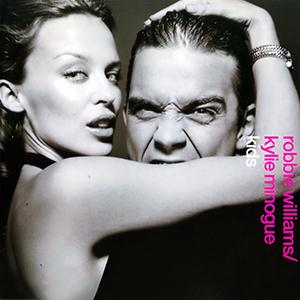 Robbie Williams And Kylie Minogue Kids cover art