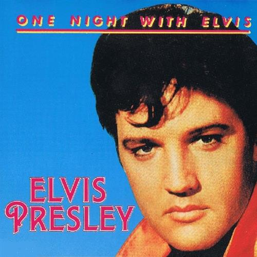 Elvis Presley (You're So Square) Baby I Don't Care cover art
