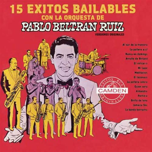 Pablo Beltran Ruiz Sway (Quien Sera) cover art