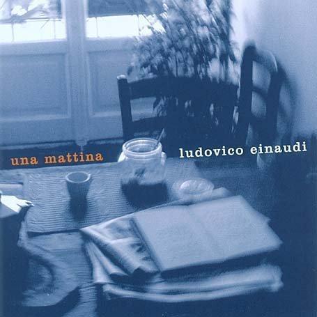 Ludovico Einaudi Ancora cover art