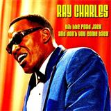 Partition piano Hit The Road Jack de Ray Charles - Piano Voix Guitare