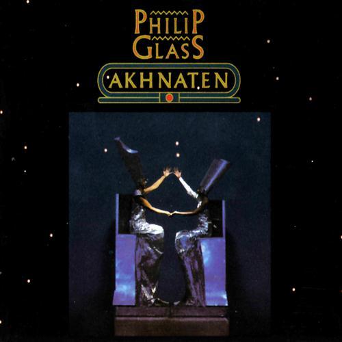 Philip Glass Dance from Akhnaten, Act 2 Scene 3 cover art