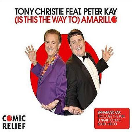 Tony Christie (Is This The Way To) Amarillo (feat. Peter Kay) cover art