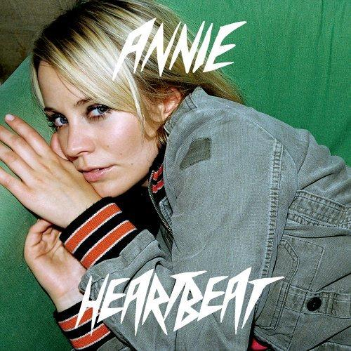 Annie My Heartbeat cover art