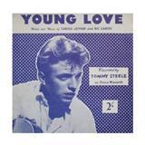 Partition piano Young Love de Carol Joyner - Piano Voix Guitare