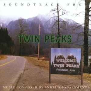 Angelo Badalamenti Theme from Twin Peaks cover art