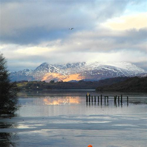 Scottish Folksong Loch Lomond cover art