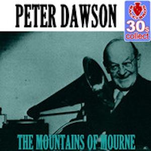 Percy French The Mountains Of Mourne cover art