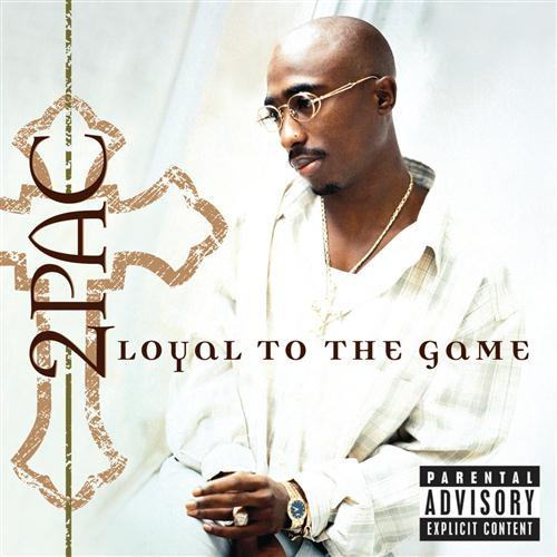 2Pac Ghetto Gospel (feat. Elton John) cover art