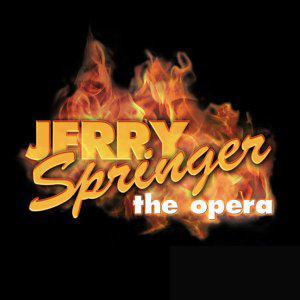 Richard Thomas It Ain't Easy Being Me (Part 2) (from Jerry Springer The Opera) cover art