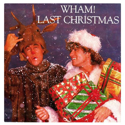 Wham! Last Christmas cover art
