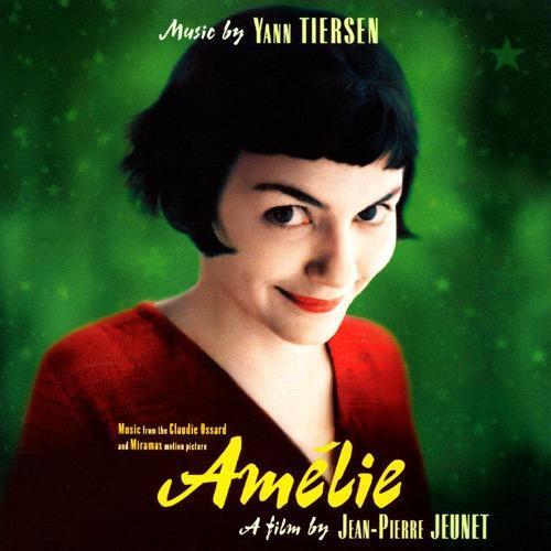 Yann Tiersen Comptine D'un Autre Été (from Amélie) cover art
