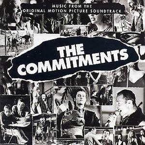 The Commitments Mustang Sally cover art