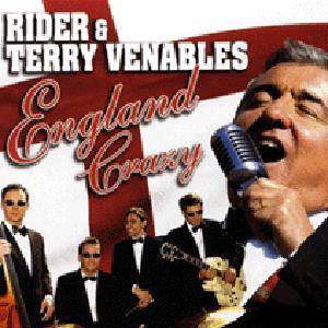 Rider ft Terry Venables England Crazy cover art