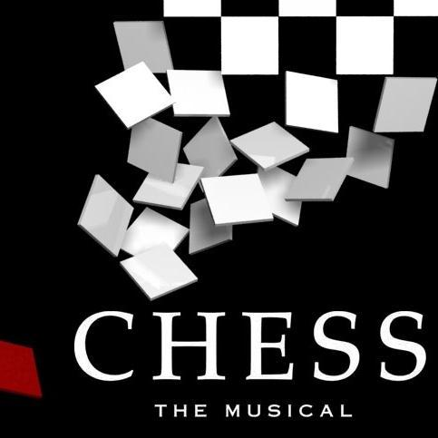 Andersson and Ulvaeus You And I (from Chess) cover art
