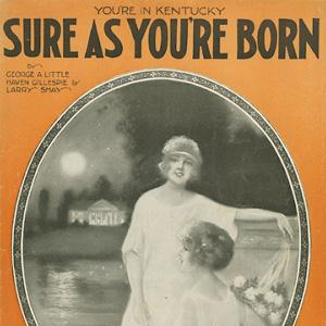 George Little You're In Kentucky Sure As You're Born cover art