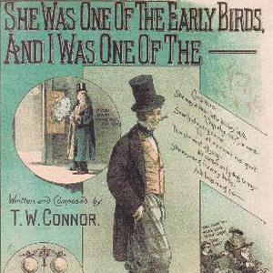 George Beauchamp She Was One Of The Early Birds cover art