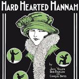 Hard Hearted Hannah (The Vamp Of Savannah)