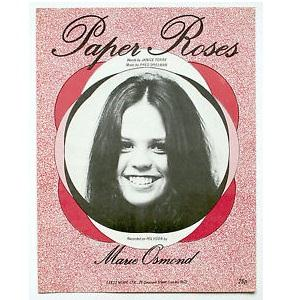 Janice Torre Paper Roses cover art