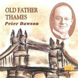 Old Father Thames (Keep Rolling Along ) Noter