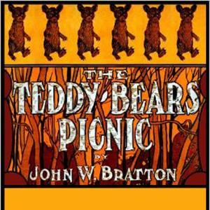 John Bratton The Teddy Bears' Picnic cover art