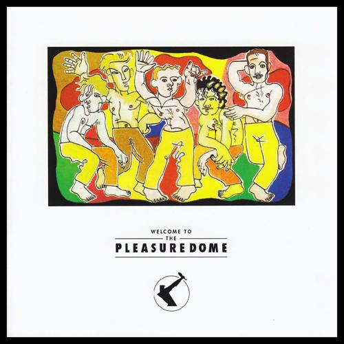 Frankie Goes To Hollywood The Power Of Love cover art