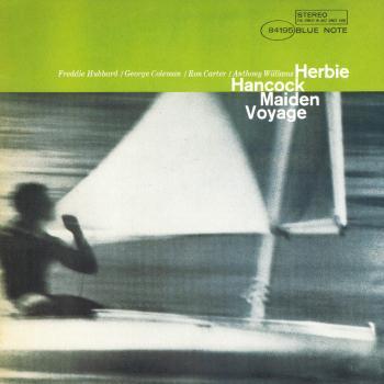 Herbie Hancock Maiden Voyage cover art