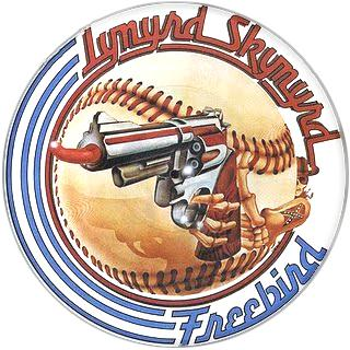 Lynyrd Skynyrd Free Bird l'art de couverture