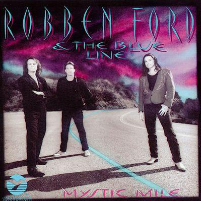 Robben Ford Politician cover art