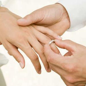 Pamela Drysdale Wedding Ring cover art