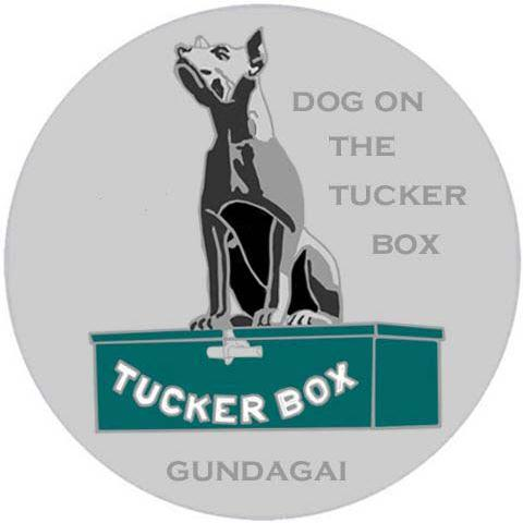 Jack O'Hagan Where The Dog Sits On The Tuckerbox (Five Miles From Gundagai) cover art