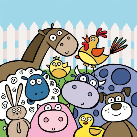 Traditional Old MacDonald Had A Farm (Australian version) cover art